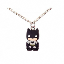 Batman rubber Fashion Necklace